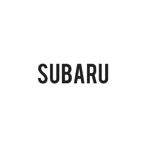 Subaru - Læssekantbeskytter Folie