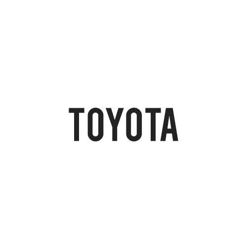 Toyota - BAGKLAPS KANTLISTE CHROM