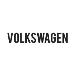 Volkswagen- Bagklaps Kantliste Chrom