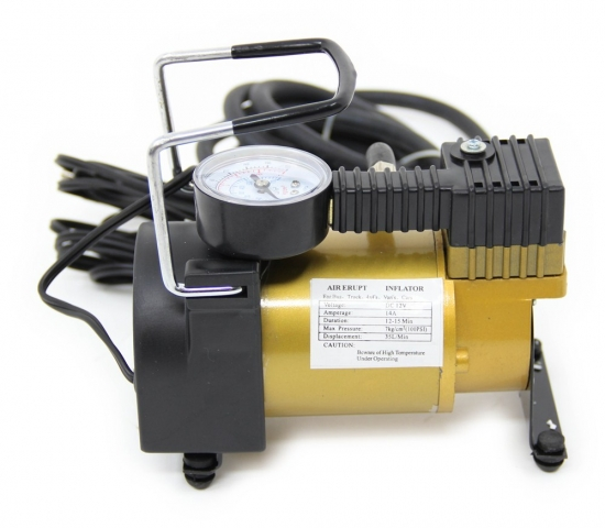 luftkompressor mini air heavy duty 12v fodpumper 12v kompressor. Black Bedroom Furniture Sets. Home Design Ideas