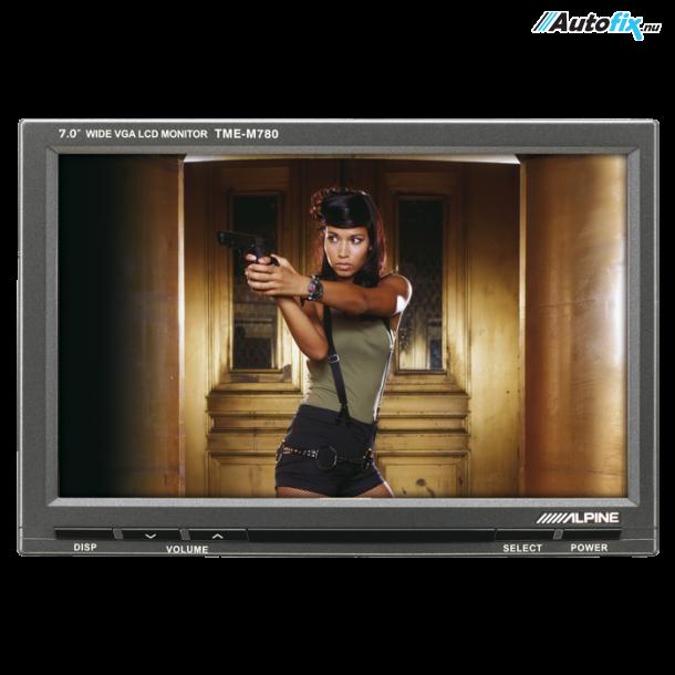 Alpine TME-M780 - Monitorskærm 7