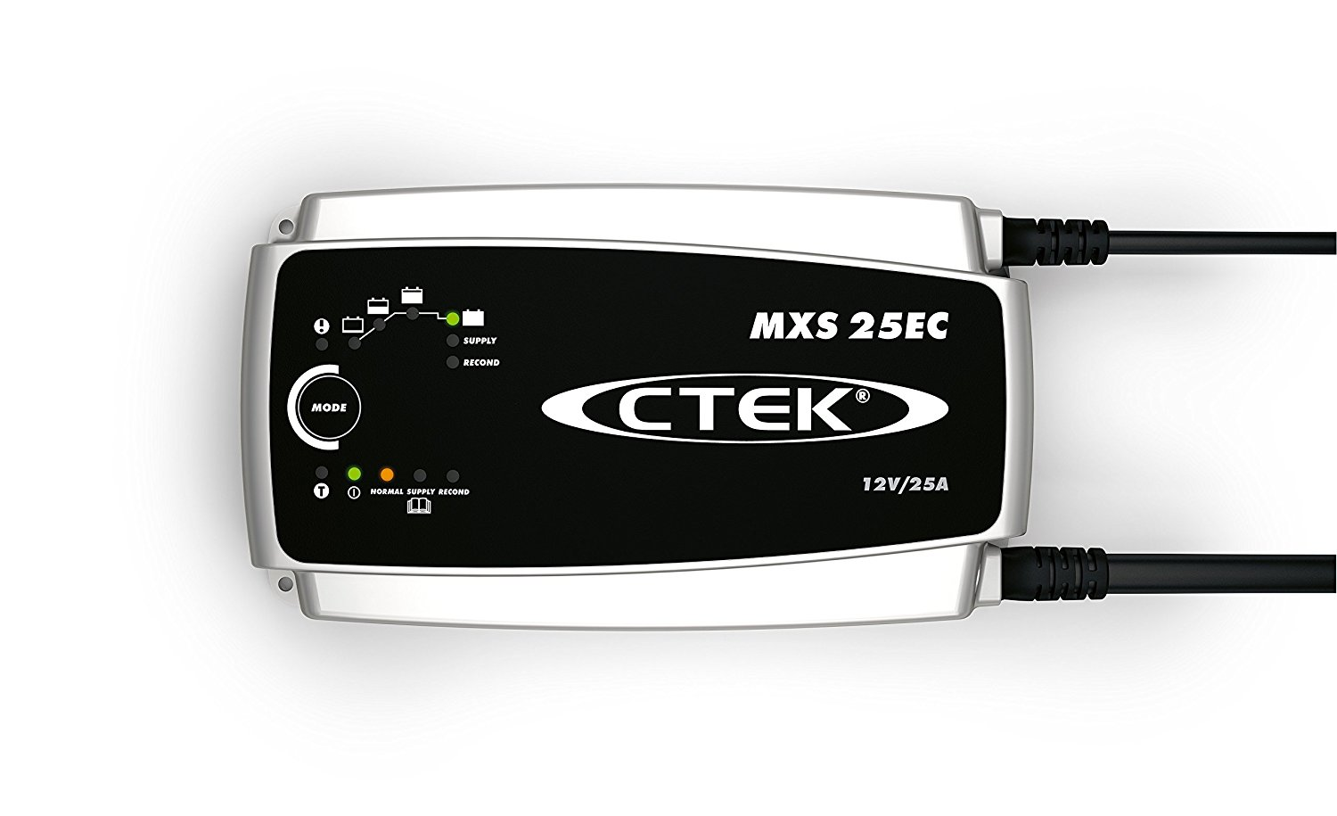 ctek mxs 25ec batterioplader 12v batteriladere. Black Bedroom Furniture Sets. Home Design Ideas