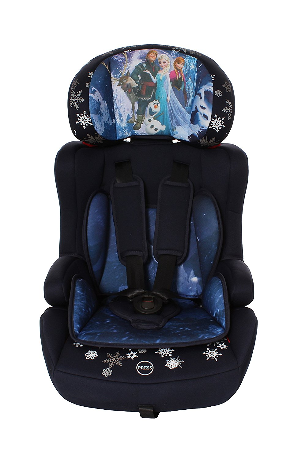 osann lupo isofix disney frozen ece gruppe i ii iii autostol. Black Bedroom Furniture Sets. Home Design Ideas