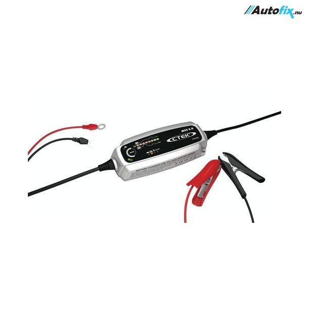 CTEK Lader MXS5.0 EU - Batterilader - 5A 12Volt