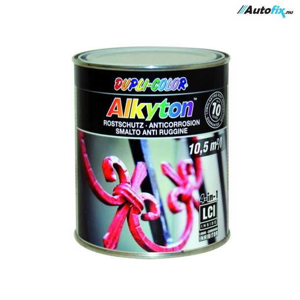 Anti-Rust Maling - Alkyton Hvid - Glat