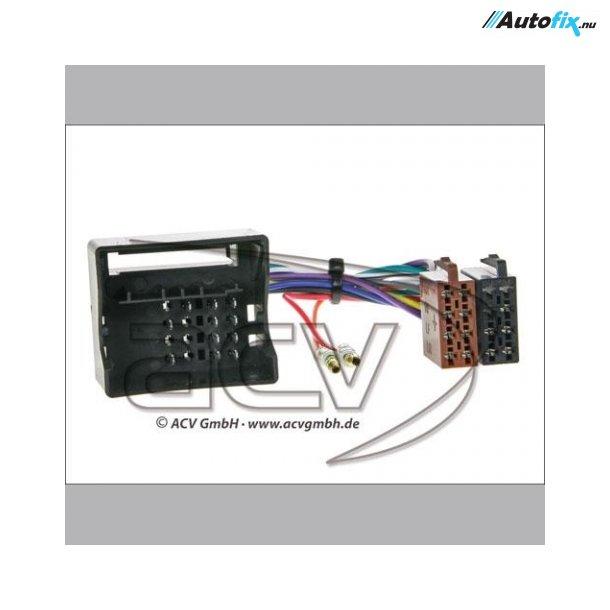 ISO-/Multistik - Mercedes A/B/C/CLK/ML/ Class 2005-->