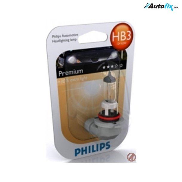 HB3 Philips 12V-60Watt