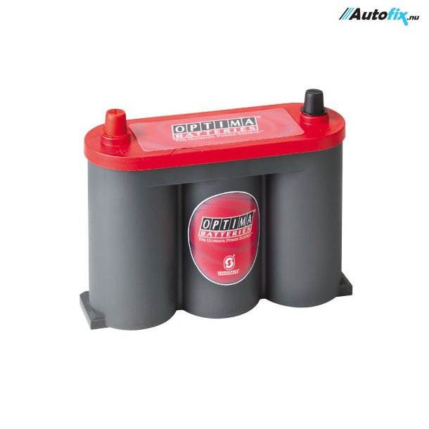 Optima Batteri Red Top (6 Volt, 50 Amp)