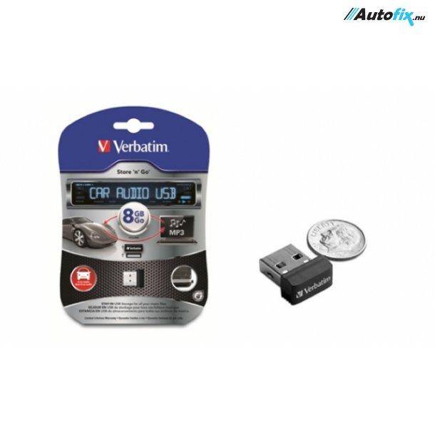 Audio USB-Stick-8 GB