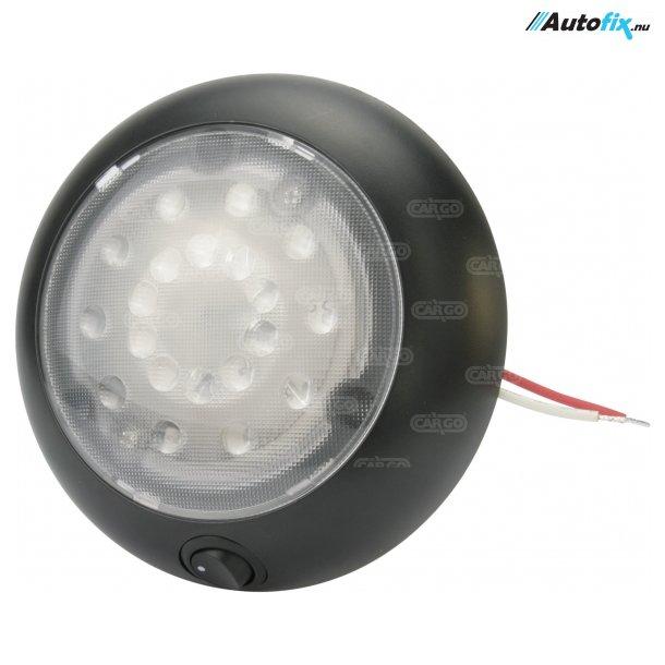 Kabinelys / Interiørlampe LED - Med On/Off kontakt