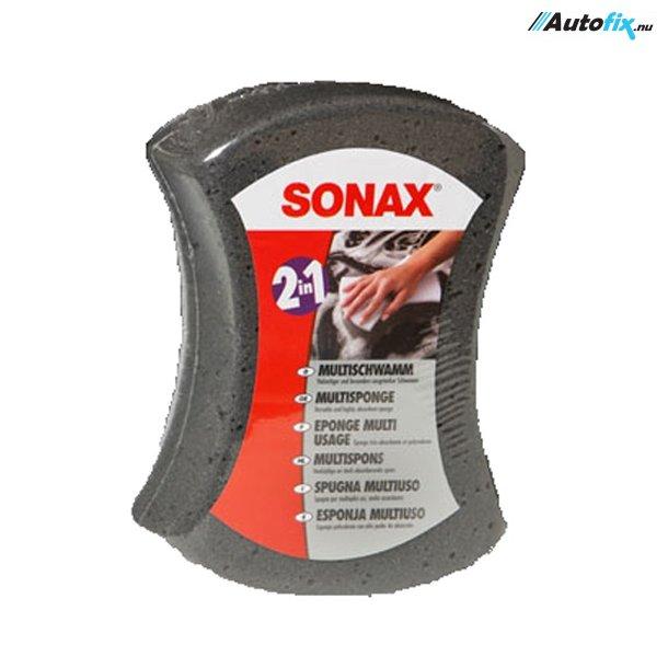 SONAX - Vaskesvamp - 2in1 Multisvamp