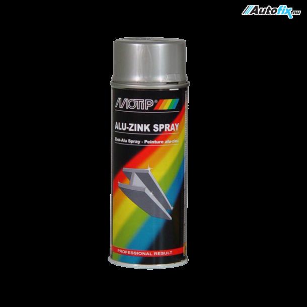 Alu Zink Spray - MoTip - Spray 400 ml