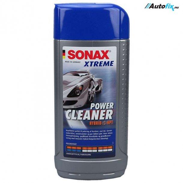 SONAX - Xtreme 3 Power Cleaner - Voks Og Rens - 500 ml.