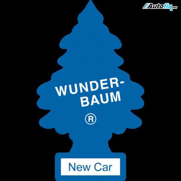 Dufttræ - Wunderbaum - Duft Af New Car