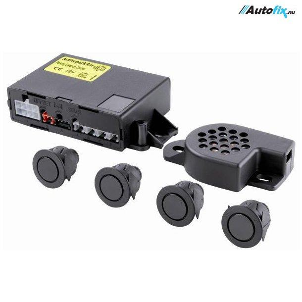 META Parkeringssensorkit - Plug Park Digital Sensor til for el. bagkofanger