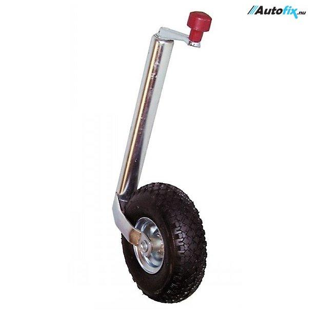 Næsehjul M/ Lufthjul - AL-KO Plus - Stamme Ø 48 mm