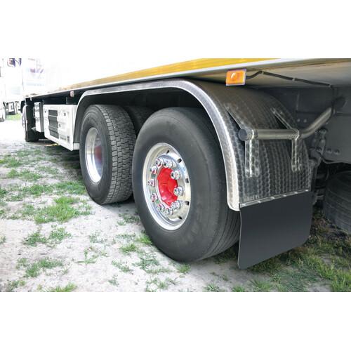 Stænklapper lastbil