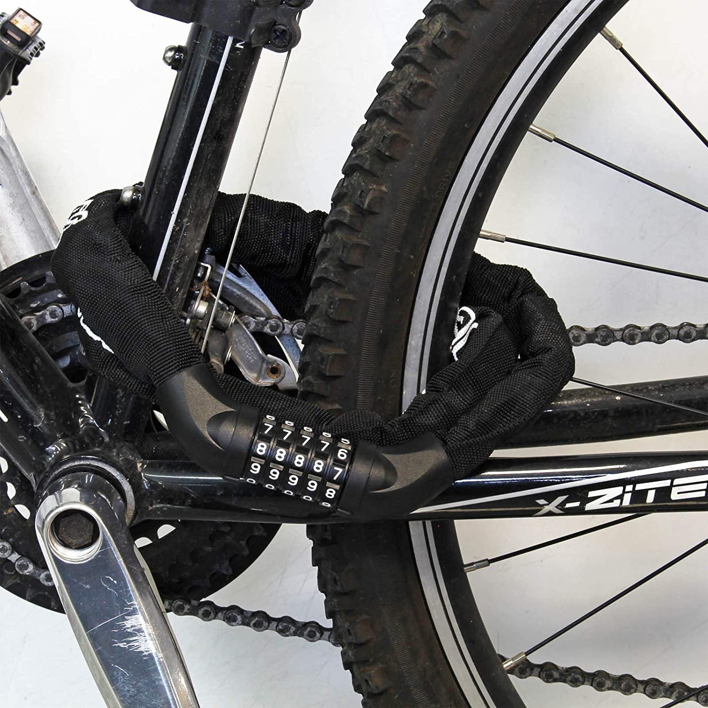 Cykellåse & kædelåse