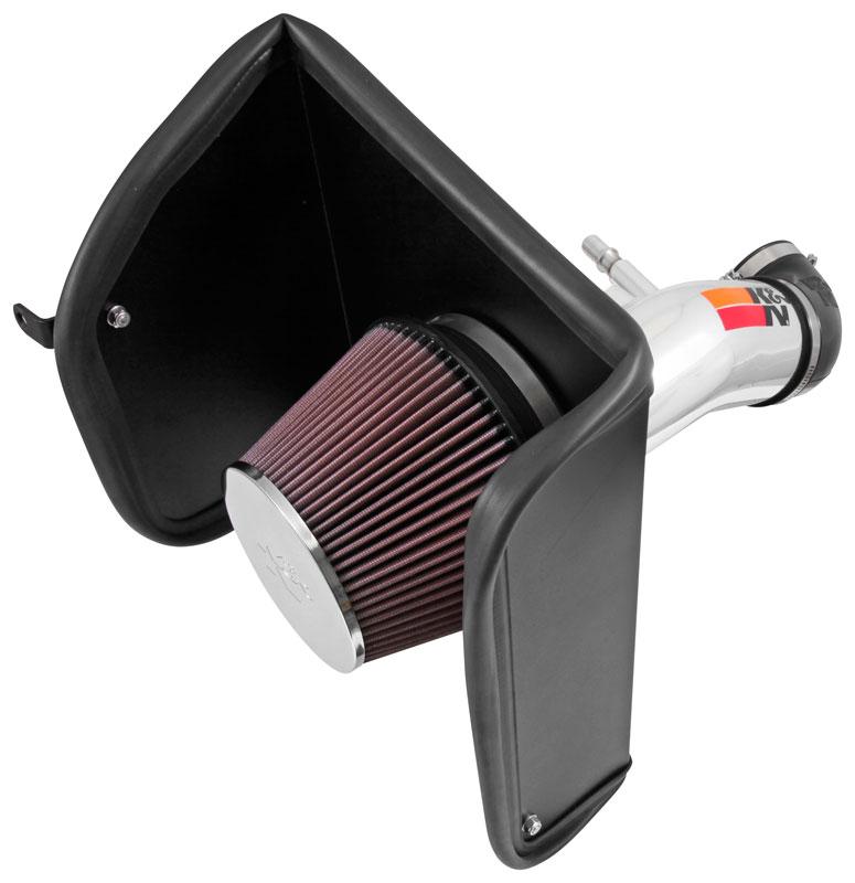 K&N 77-Serie High Performance Air Intake Systems