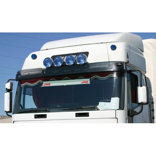 Udvending belysning til lastbil