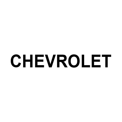 CHEVROLET - PEDALGUMMI