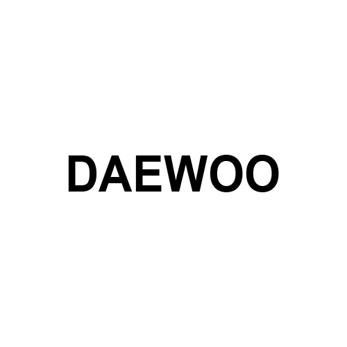 Daewoo - PEDALGUMMI