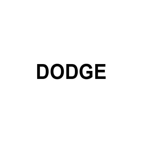 DODGE - PEDALGUMMI