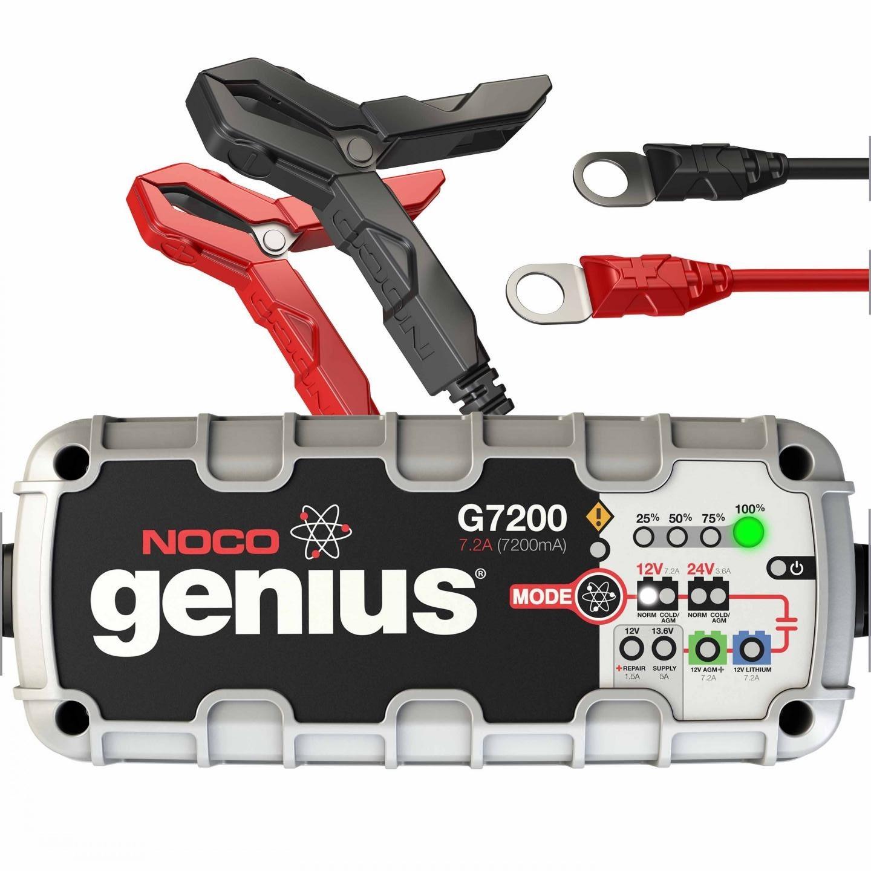 Batteriladere - Startbooster & Batteritester