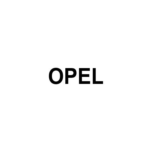 OPEL - PEDALGUMMI