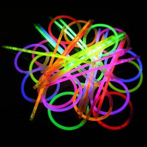 Knæklys / Glow Sticks m.m.