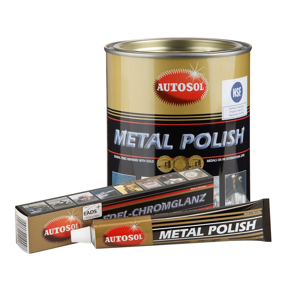 Flydende Metal Polish