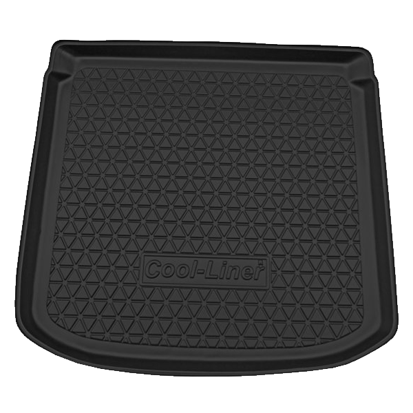 Bagagerumsbakker - (Plastik) m/ 3-5 cm. kant