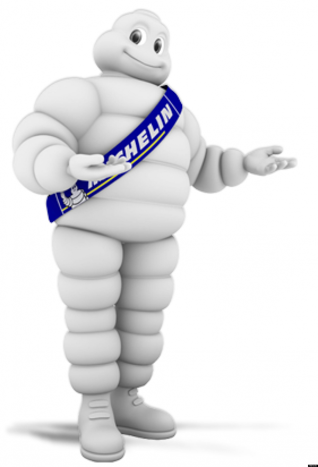 Michelin Figur
