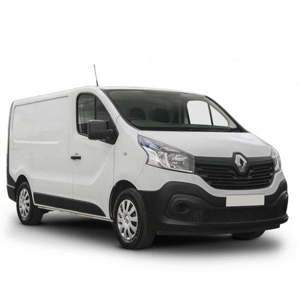 Renault Trafic 3. Generation (2014 -> )