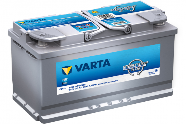 Bilbatteri - VARTA G14 ULTRA DYNAMIC - 595 901 085 (12 volt, 95 amp) - VARTA - Autofix.nu