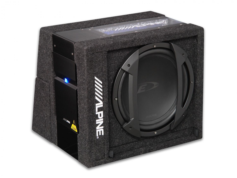 alpine swe 815 aktiv subwoofer 300 watt max aktiv. Black Bedroom Furniture Sets. Home Design Ideas